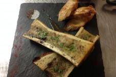 Os à moelle au four, Restaurant au Four Saint Louis, Carcassonne